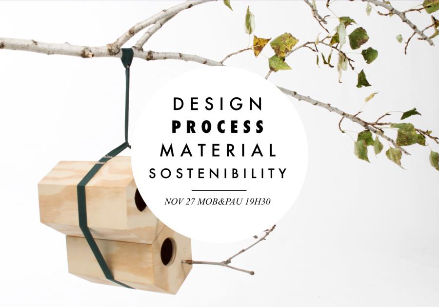 Diseño, materiales y procesos de productos con materiales sostenibles